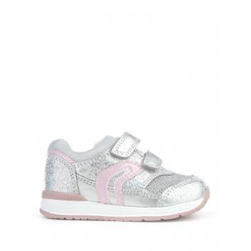 Обувь, Кроссовки B RISHON GIRL GEOX (серый)234606, фото
