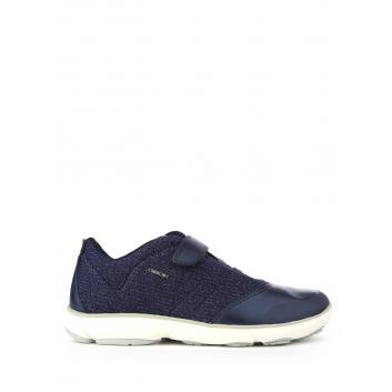 Обувь, Кроссовки J NEBULA GIRL GEOX (темносиний)234110, фото
