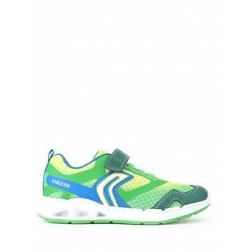 Обувь, Кроссовки J DAKIN BOY GEOX (салатовый)234396, фото