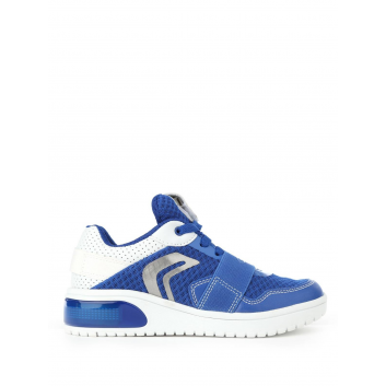 Обувь, Кроссовки J XLED BOY GEOX (синий)234531, фото
