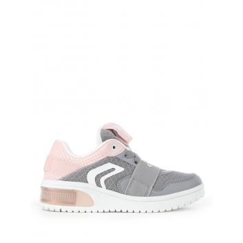 Обувь, Кроссовки J XLED GIRL GEOX (серый)234041, фото