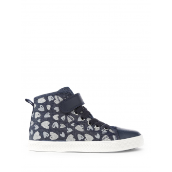 Обувь, Кеды JR CIAK GIRL GEOX (темносиний)234698, фото