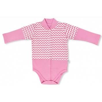 Малыши, Боди Юнга Лео (розовый)241243, фото