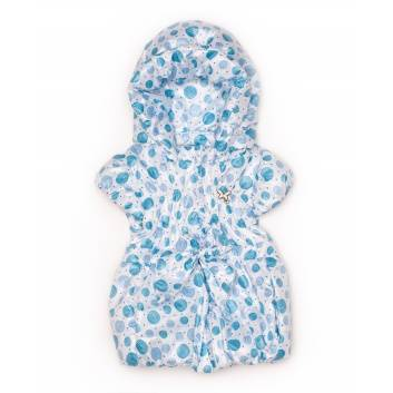 Девочки, Жилет Malek-Baby (голубой)241932, фото