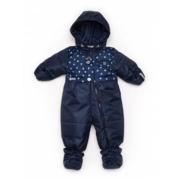 Малыши, Комбинезон-трансформер Malek-Baby (синий)242003, фото