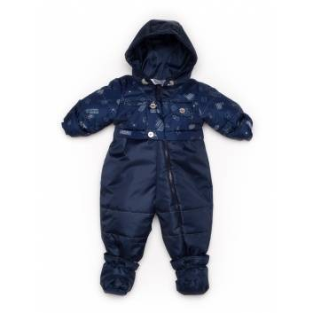 Верхняя одежда, Комбинезон-трансформер Malek-Baby (темносиний)241983, фото