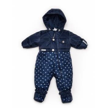 Верхняя одежда, Комбинезон-трансформер Malek-Baby (темносиний)241987, фото