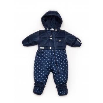 Верхняя одежда, Комбинезон-трансформер Malek-Baby (темносиний)242012, фото