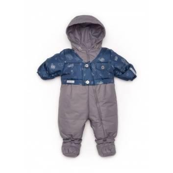 Верхняя одежда, Комбинезон-трансформер Malek-Baby (серый)241989, фото