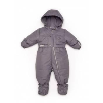 Верхняя одежда, Комбинезон-трансформер Malek-Baby (серый)241990, фото