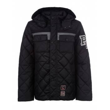 Мальчики, Куртка Poivre Blanc (черный)257236, фото
