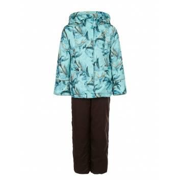Верхняя одежда, Комплект 2 предмета Kvartet (бирюзовый)239426, фото