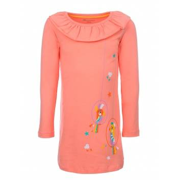 Малыши, Платье KOGANKIDS (персиковый)240711, фото