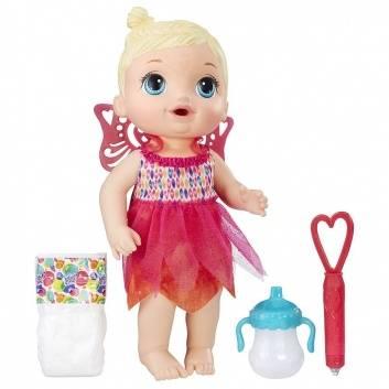 Ликвидация, Кукла Baby Alive Малышка-фея HASBRO 542890, фото