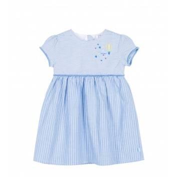 Малыши, Платье Coccodrillo (голубой)243312, фото