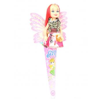 Ликвидация, Кукла 13 см S+S Toys 245130, фото