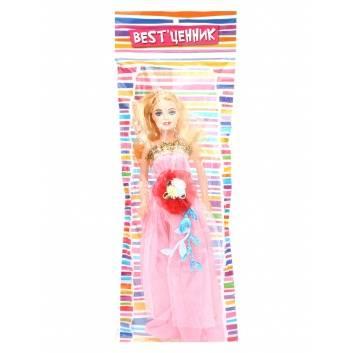 Ликвидация, Кукла S+S Toys 228741, фото