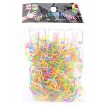 Творчество, Резинки для плетения 200 шт Loom Bands 244958, фото