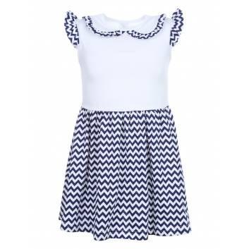 Малыши, Платье Танюшка Лео (синий)241156, фото