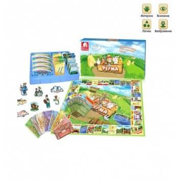 Ликвидация, Игра настольная Ферма S+S Toys , фото