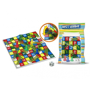 Игрушки, Игра настольная S+S Toys 244913, фото