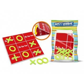 Игрушки, Игра настольная Крестики-нолики S+S Toys 244914, фото