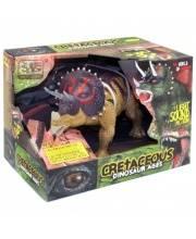Динозавр со звуком S+S Toys