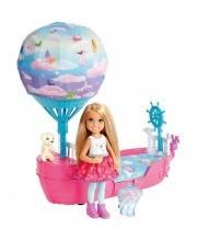 Игровой набор Barbie Волшебная кроватка Челси Mattel