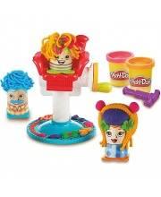 Набор пластилина Сумасшедшие прически Play-Doh