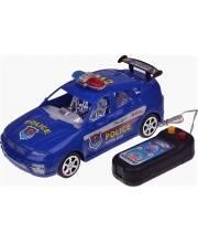 Машина Полиция на д/у с пультом S+S Toys