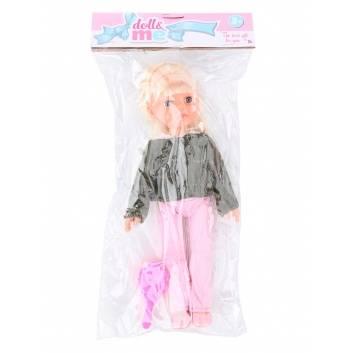 Игрушки, Кукла с расческой в ассортименте DOLL&ME 228765, фото