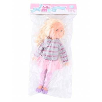 Ликвидация, Кукла с расческой DOLL&ME 244833, фото
