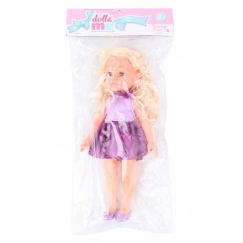 Ликвидация, Кукла с расческой DOLL&ME 228771, фото