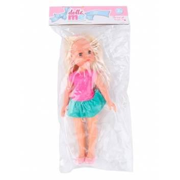 Ликвидация, Кукла с расческой DOLL&ME 228769, фото
