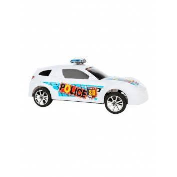 Ликвидация, Машина Полиция инерционная S+S Toys 228864, фото