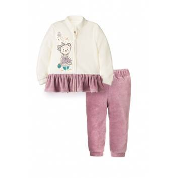 Малыши, Комплект 2 предмета Goldy (розовый)256013, фото
