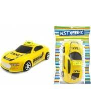 Машина такси инерционная S+S Toys