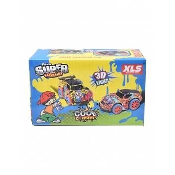 Игрушки, Машина со светом и звуком S+S Toys 245055, фото