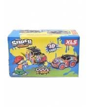 Машина со светом и звуком S+S Toys