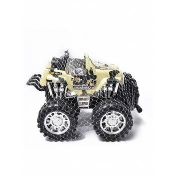 Игрушки, Внедорожник Полиция инерционный S+S Toys 229283, фото