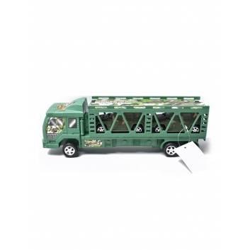 Игрушки, Автовоз с машинами инерционный S+S Toys 245021, фото