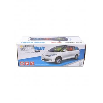 Игрушки, Машина со светом на батарейках S+S Toys 245039, фото