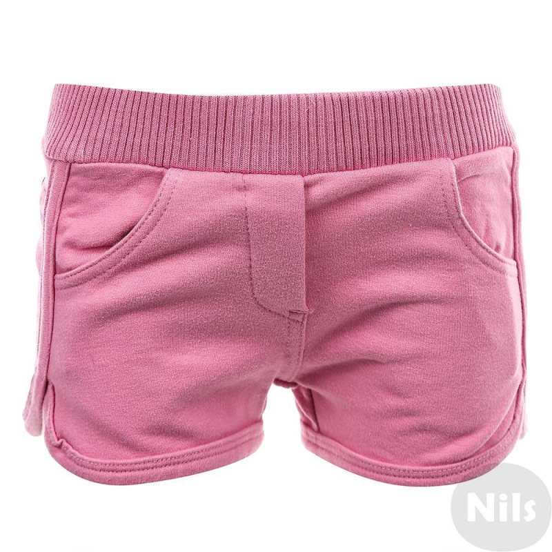 ШортыШорты розового цвета марки Gulliver для девочек. Шорты выполнены из хлопкового трикотажа, дополнены двумя карманами. Широкий пояс с эластичной резинкой обеспечивает идеальную посадку на талии.<br><br>Размер: 5 лет<br>Цвет: Розовый<br>Рост: 110<br>Пол: Для девочки<br>Артикул: 627261<br>Бренд: Россия<br>Страна производитель: Китай<br>Сезон: Весна/Лето<br>Состав: 95% Хлопок, 5% Эластан