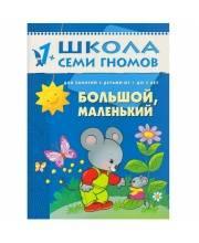 Книга Школа Семи Гномов Второй год обучения Большой маленький Денисова Д.