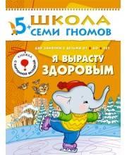 Книга Школа Семи Гномов Шестой год обучения Я вырасту здоровым Денисова Д.