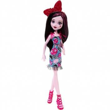 Ликвидация, Кукла Дракулаура Monster High Mattel 245057, фото
