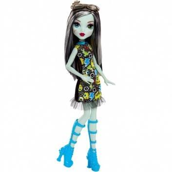 Игрушки, Кукла Френки Штейн Monster High Mattel 229280, фото