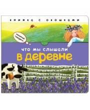 Начинаю говорить Что мы слышали в деревне Бурмистрова Л. Л. Мозаика-синтез