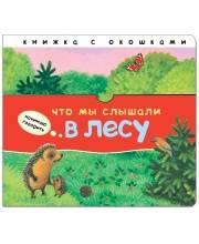 Начинаю говорить Что мы слышали в лесу Бурмистрова Л. Л.