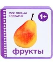 Мой первый словарик Фрукты